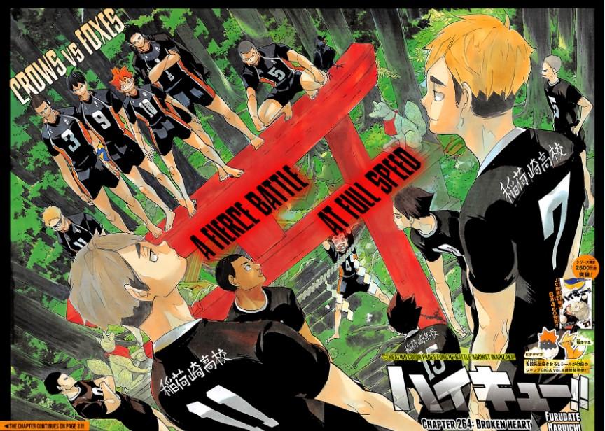 Karasuno Vs Inarizaki How Far Will The Crows Go At Nationals Have you read this manga? karasuno vs inarizaki how far will the