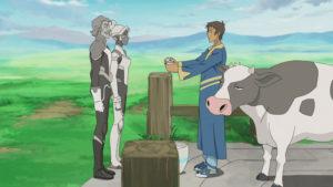 voltron season 4 lance cow