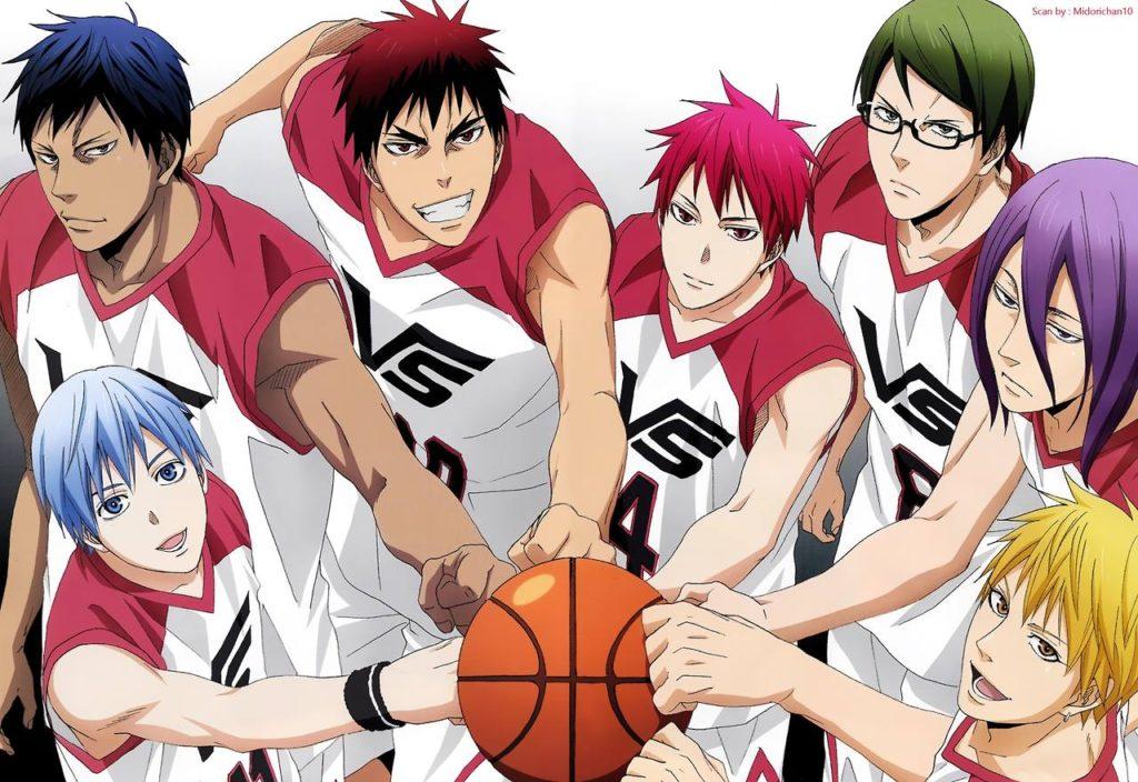 Kuroko No Basket Serienstream