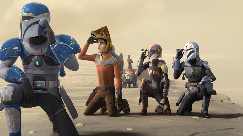 heroes of mandalore star wars rebels