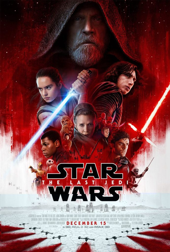 Star Wars the last jedi trailer kylo ren rey