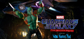 Marvel's Guardians of the Galaxy: The Telltale Series 'Who Needs You' Gets Release Date!