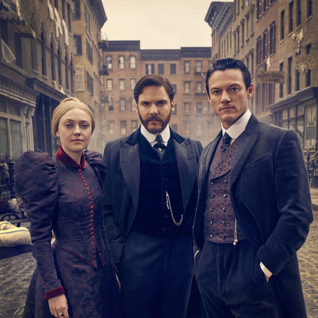The Alienist Season One Cast TNT A Fruitful Partnership review
