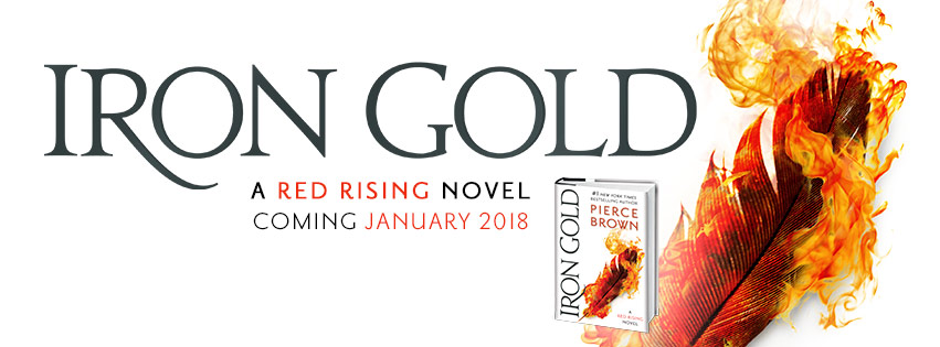 iron gold review pierce brown