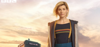 Heads up, Whovians: Jodie Whittaker's 13th Doctor Has a Costume Now!