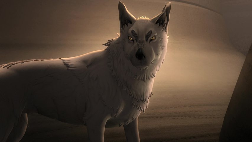 kindred loth-wolf star wars rebels