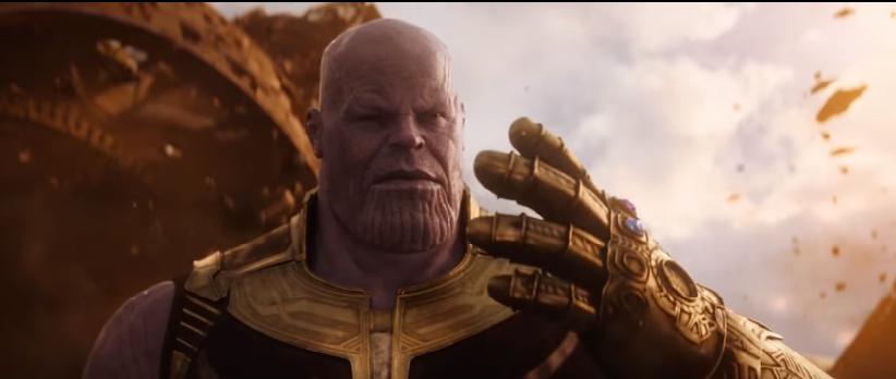 Avengers Infinity War Thanos Mulan Geekiary Briefs