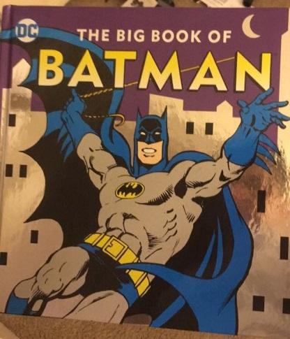 DC Comics The Big Book of Batman Downtown Bookworks review