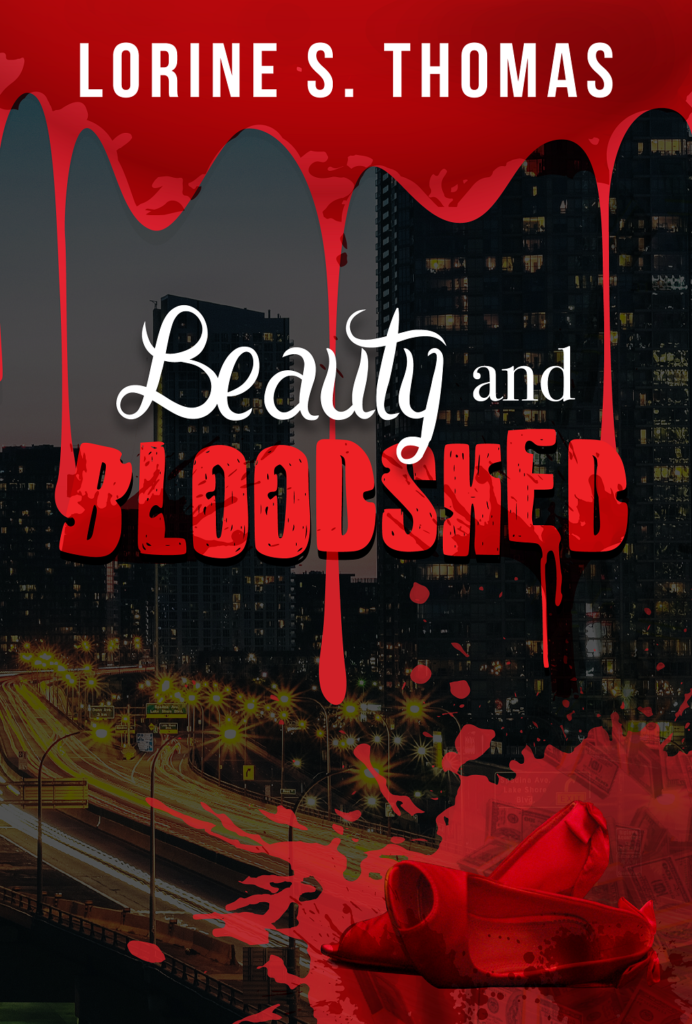 Beauty and Bloodshed cover Lorine S Thomas interview