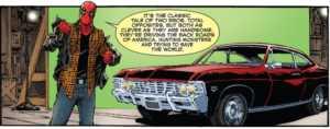 Deadpool Supernatural