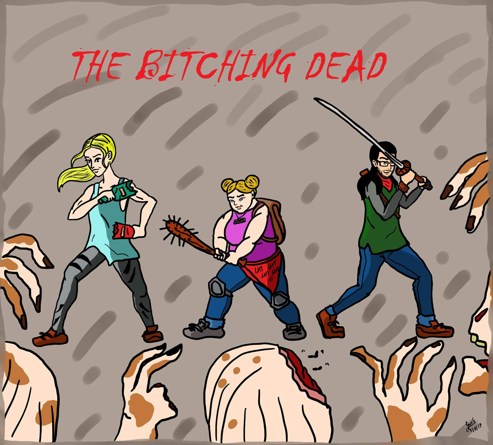 the-bitching-dead-tbd