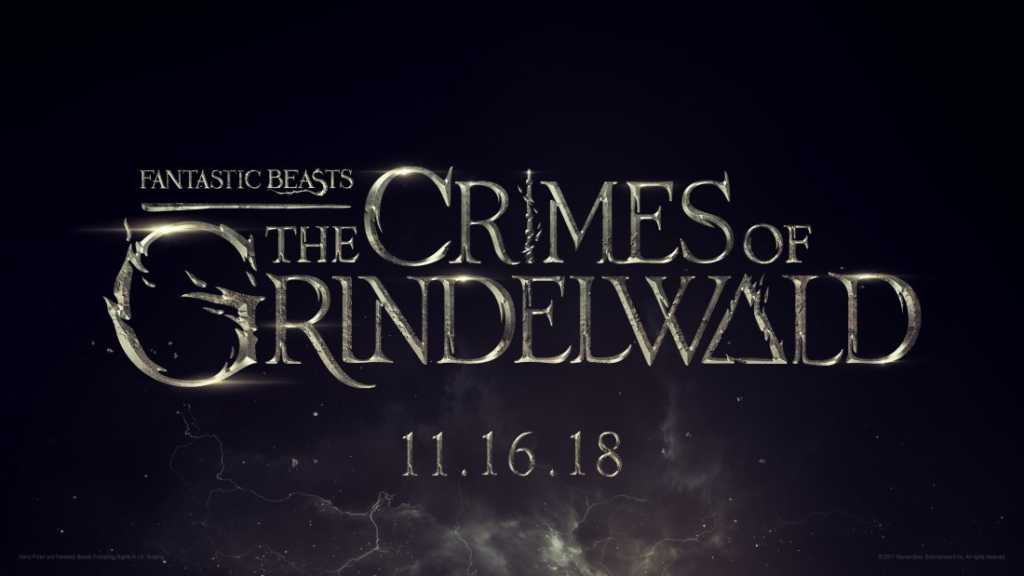 Fantastic Beasts The Crimes of Grindelwald release and cast photo