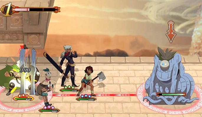 Indivisible backer preview review Lab Zero Games 505 Games