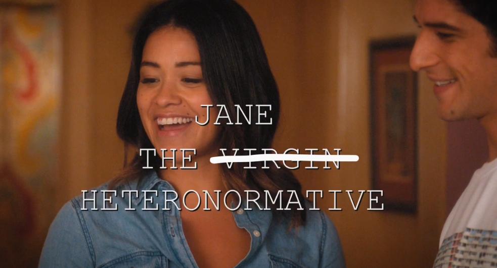 Jane the Virgin Season 4 episode 5 Tyler Posey Gina