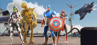 New RPG 'Marvel Strike Force' Coming To Mobile Devices in 2018