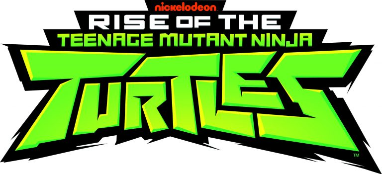 Rise of the teenage mutant ninja turtles logo TMNT