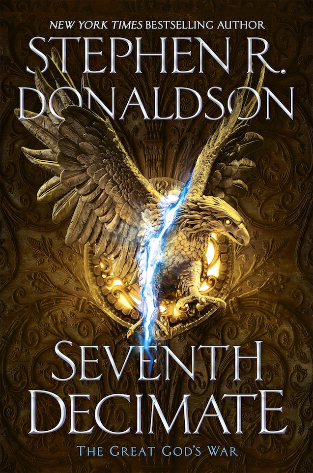the seventh decimate stephen r. donaldson