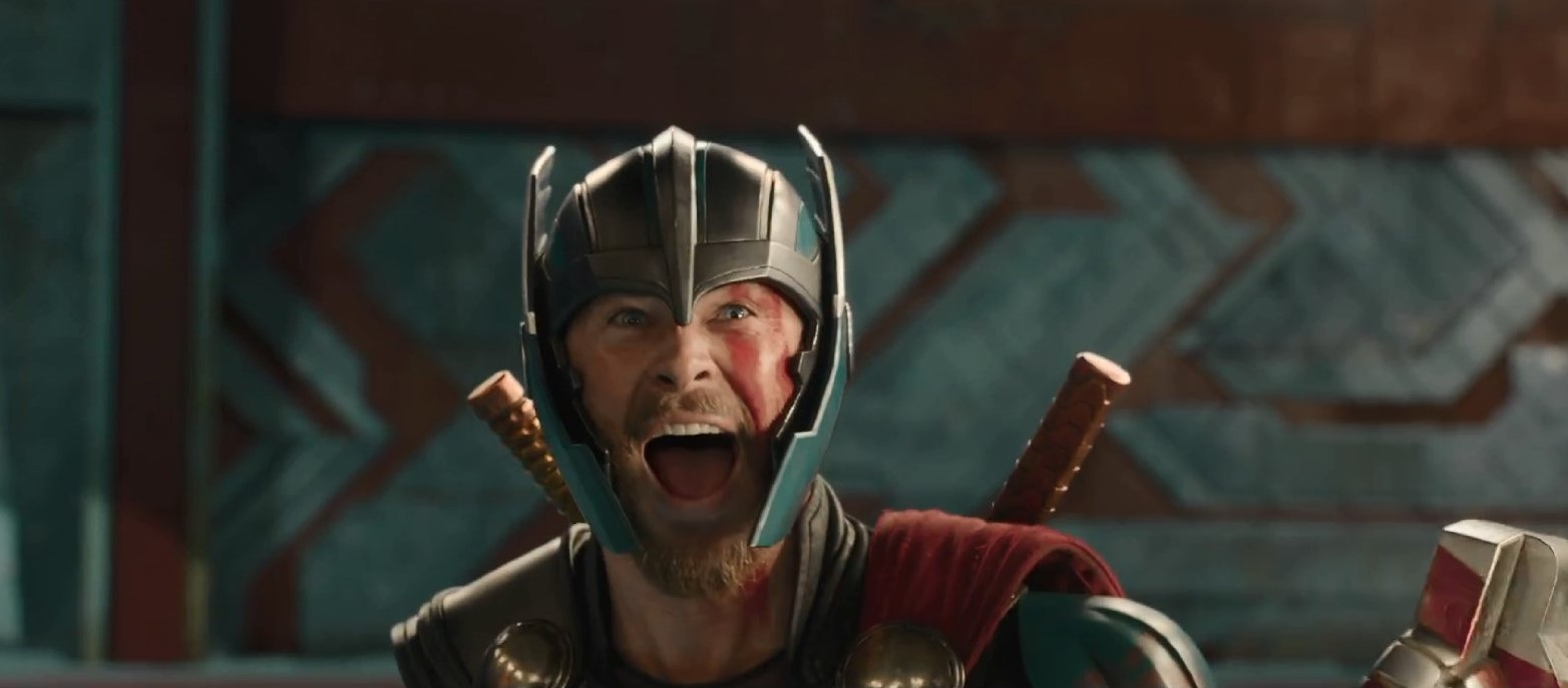 Thor Ragnarok courtesy of Marvel