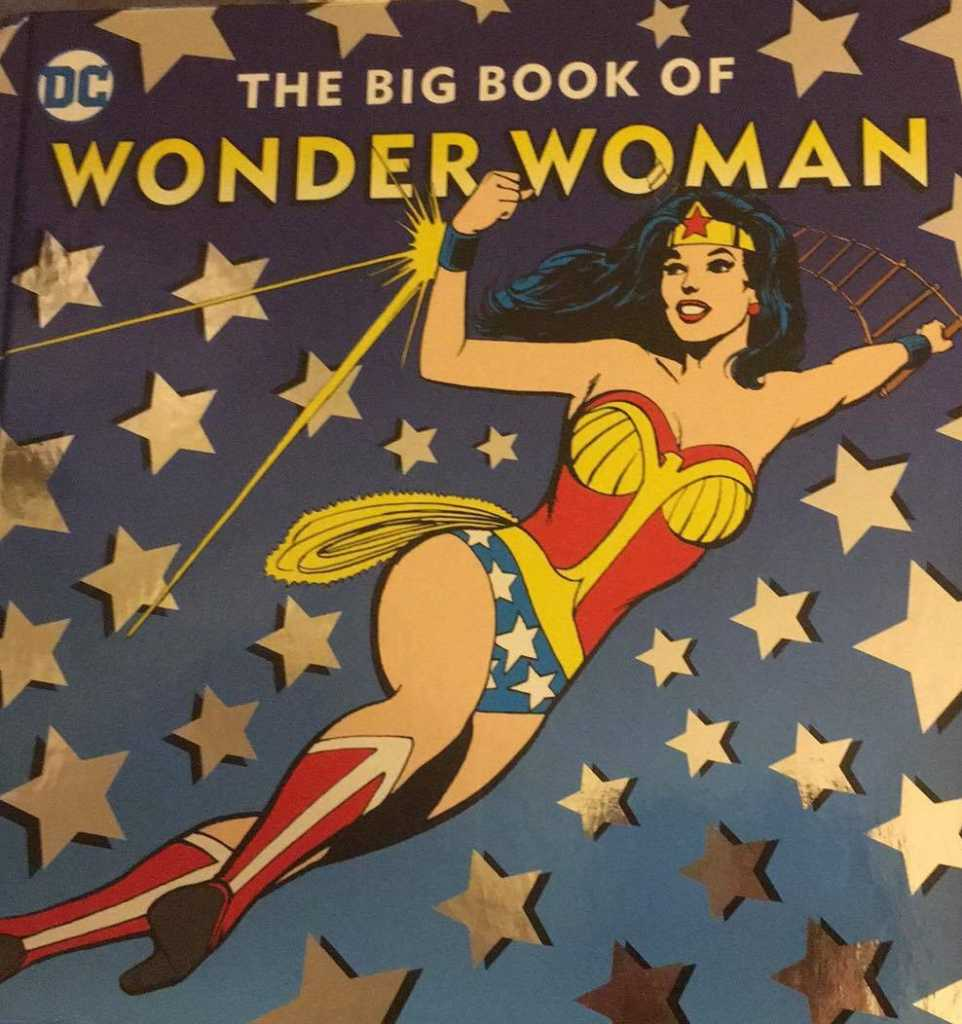 DC Comics The Big Book of Wonder Woman review Downtown Bookworks