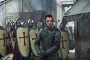 the departed bishop heahmund vikings season 5