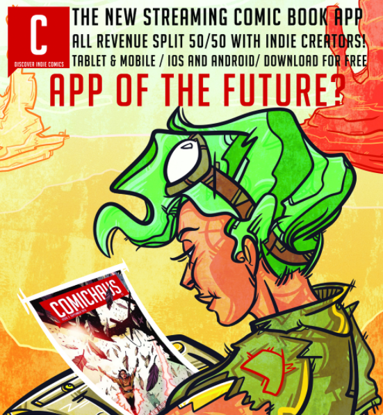 comichaus app image release