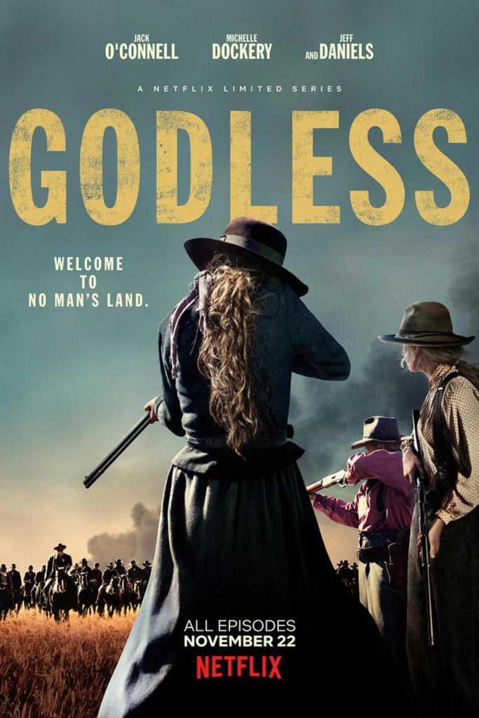 Godless Netflix Poster