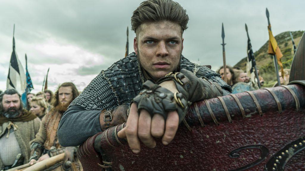 Alex Hogh Andersen vikings ivar