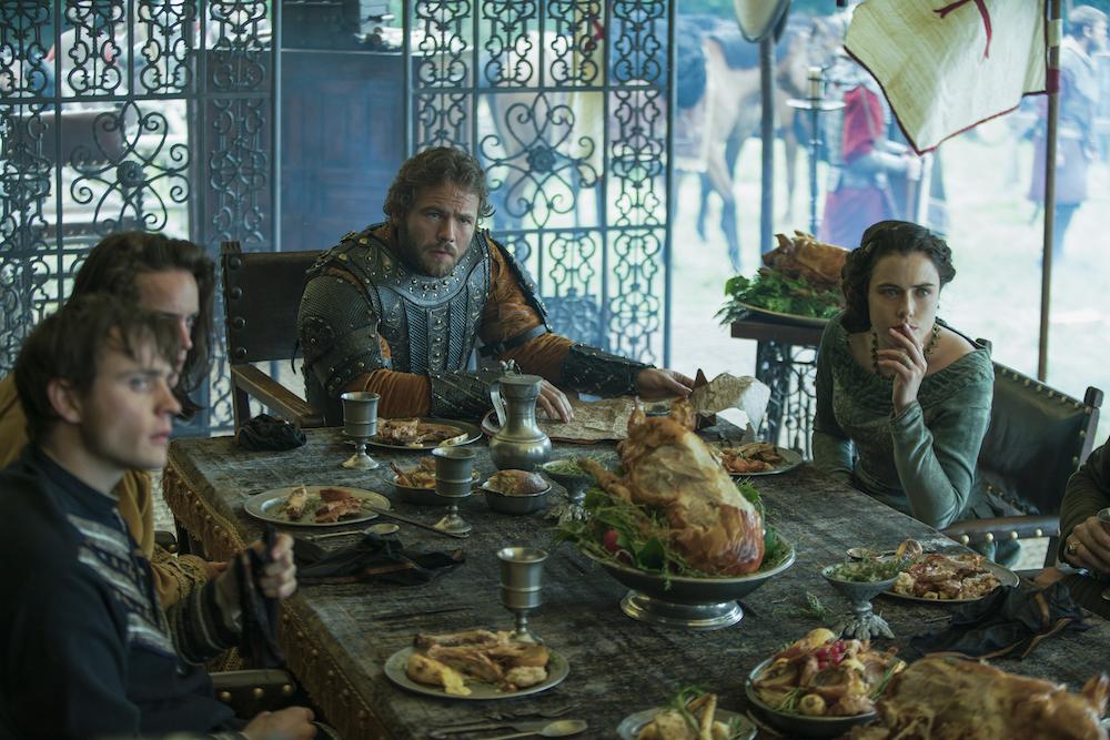 the departed judith aethelwulf alfred vikings season 5