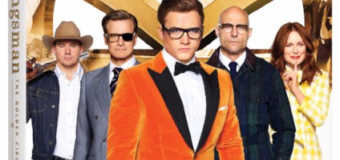 Kingsman: The Golden Circle 4K, Blu-ray, and DVD Get December 12, 2017, Release!