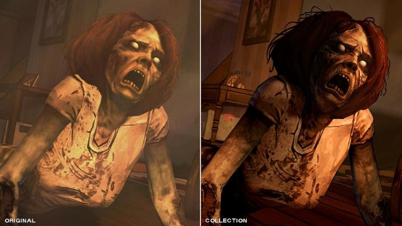 Telltale Series The Walking Dead Game Collection