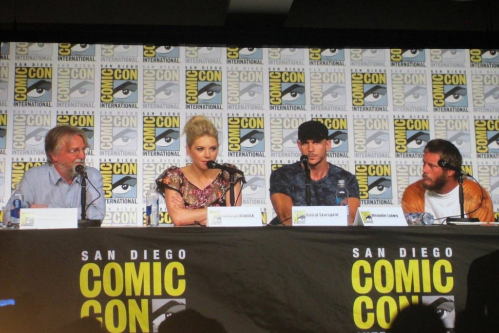 2017 conventions sdcc history's vikings