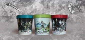 Ample Hills Creamery Limited Edition Star Wars: The Last Jedi 3-Pack Ice Cream Review