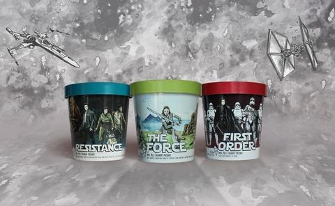 Ample Hills Creamery Star Wars The Last Jedi Limited Edition Ice Cream review