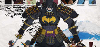 First Look for 2018's Batman Ninja Anime Film Released!