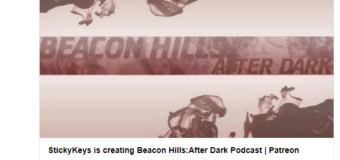 Teen Wolf Fandom-Centric 'Beacon Hills: After Dark' Launches Patreon!