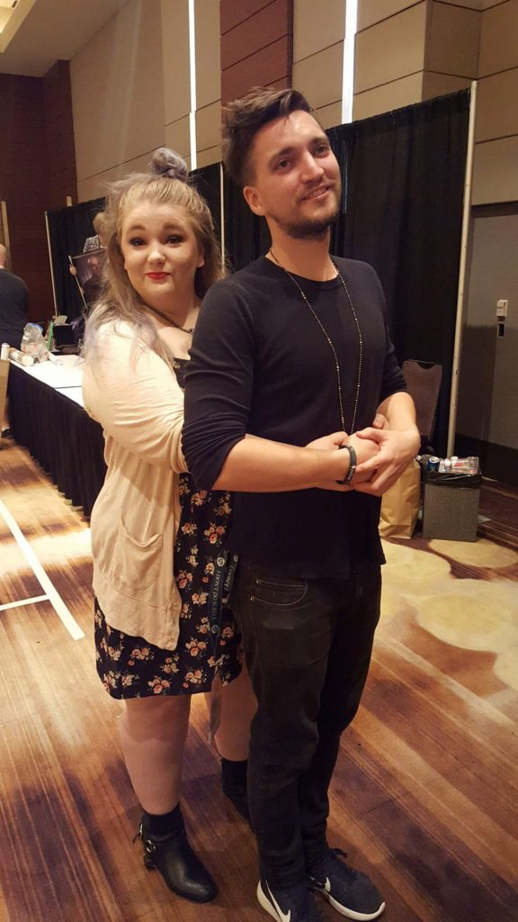 2017 conventions dragon con richard harmon the geekiary