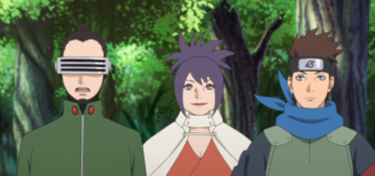 Boruto: Naruto Next Generations 1×36 Review: The Graduation Exam Begins!