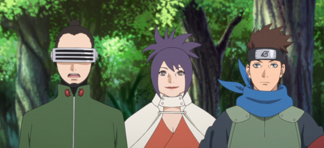 Boruto anime episode 36 review Graduation Exam Begins