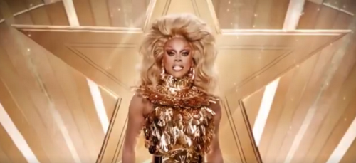 Drag Race All Stars 3 RuPaul January 2018 Premiere