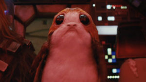 star wars episode viii the last jedi porg