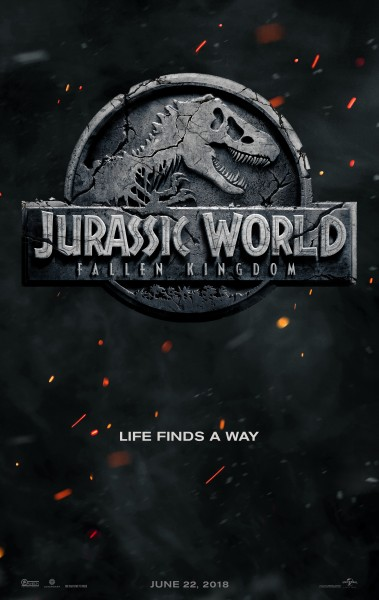 Jurassic World Fallen Kingdom trailer poster