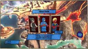 LEGO Marvel Superheroes 2 missions