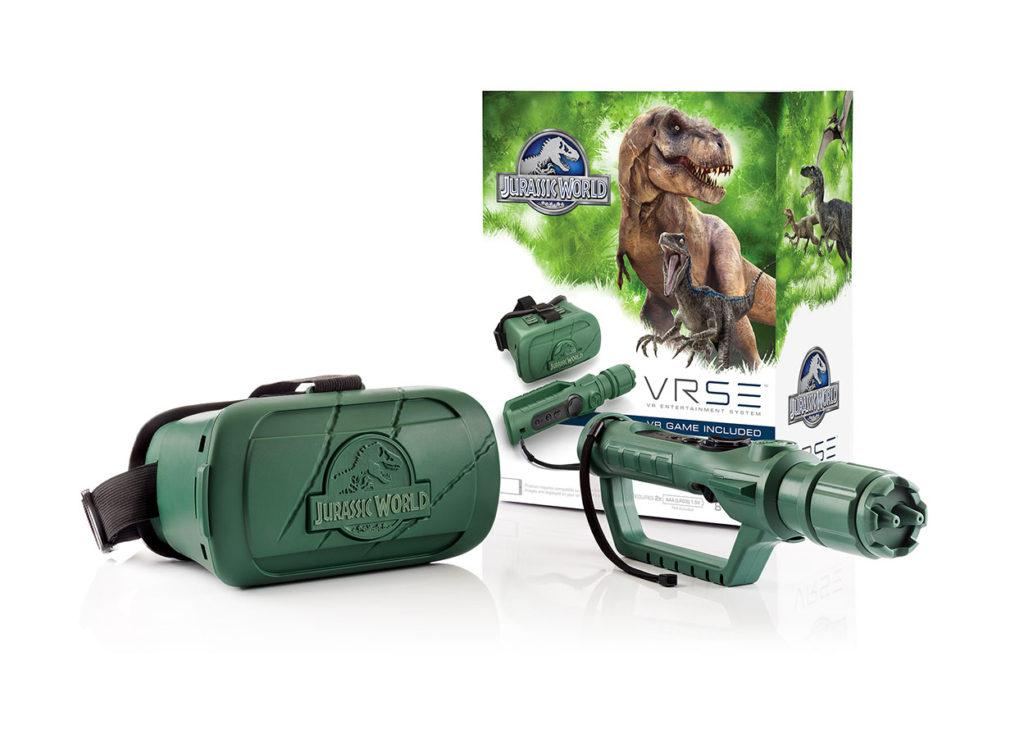 Jurassic VRSE VR game