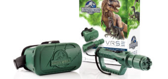 Jurassic VRSE Will Keep You Busy While You Wait For Jurassic World: Fallen Kingdom
