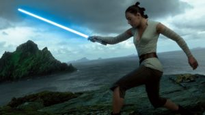 rey the last jedi star wars episode viii