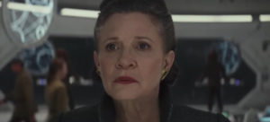 general leia star wars the last jedi episode viii