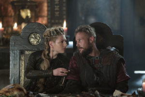 the plan vikings lagertha ubbe