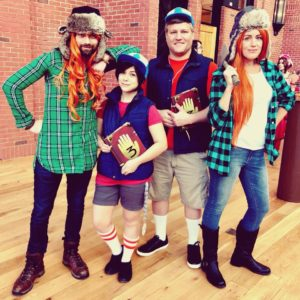 magfest 2018 cosplay gravity falls