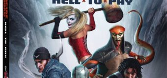 "Warner Bros. Home Entertainment Announces Release Dates for ""Suicide Squad: Hell to Pay"""