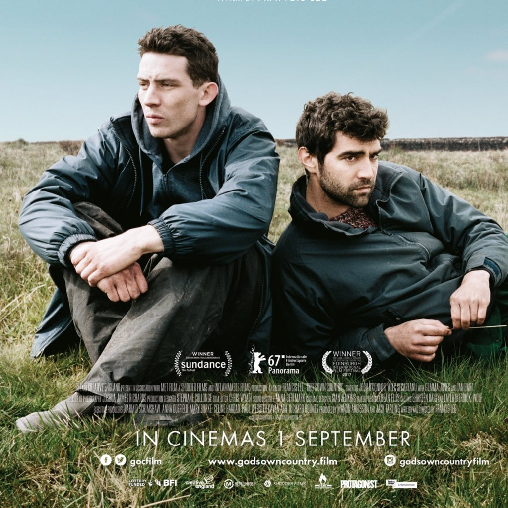 2018 BAFTA nomination God's Own Country queer gay film
